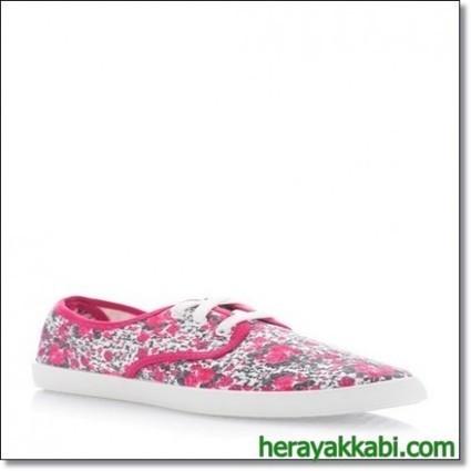 Defacto Bayan Kanvas Spor Ayakkabı Modelleri | herayakkabi | Scoop.it