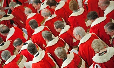 £100,000 to make lavvies fit for Lords   General Politics   Scoop.it