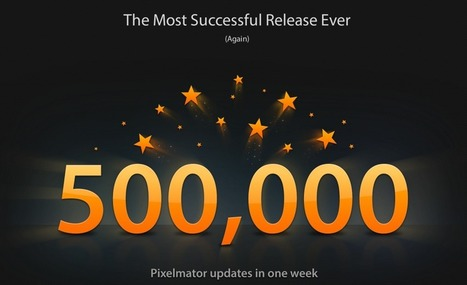Pixelmator 2.2 hits 500,000 downloads in a week and we have promo codes to giveaway! | Domain Coupon Codes | Scoop.it