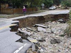 Pluies meurtrières: état de catastrophe naturelle décrété dans le Colorado par Washington | Les Etats-Unis, un vaste territoire qui doit faire face aux catastrophes naturelles | Scoop.it