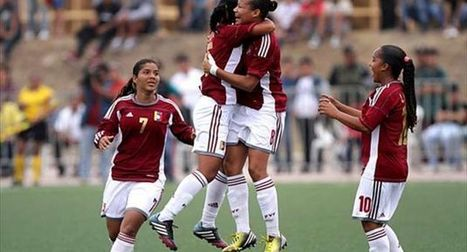Venezuela pasa invicta a fase final del Suramericano Femenino de Fútbol Sub 17 | AVN | La vida errante | Scoop.it