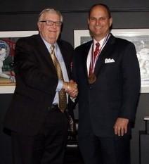 Oklahoma Athletic Director Joe Castiglione Receives Academy's ... | Sports Ethics: Medina1, J. | Scoop.it