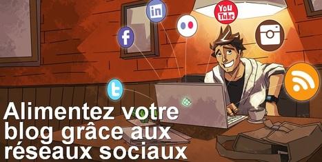 Blogs, Facebook, Twitter, Google+, LinkedIn : les nouveautés de juin 2012 | Je, tu, il... nous ! | Scoop.it
