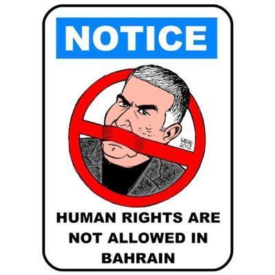 HUMAN Rights are not Allowed in Bahrain! | Human Rights and the Will to be free | Scoop.it
