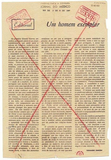 A LITERATURA COMO ARMA CONTRA A DITADURA E A GUERRA COLONIAL PORTUGUESAS | 25 de Abril de 1974 | Scoop.it