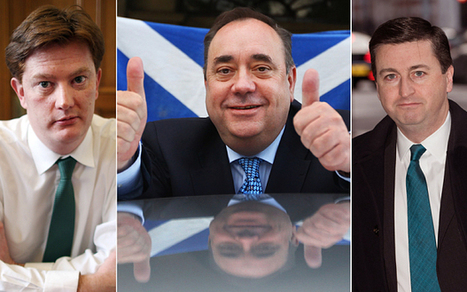 SNP to wipe out Labour vote in Scotland, Lord Ashcroft poll reveals | My Scotland | Scoop.it