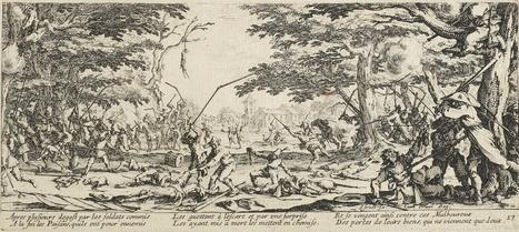 Iconografia della guerra dei Trent'anni | AulaWeb Storia | Scoop.it