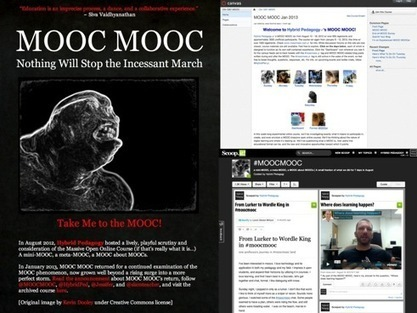 MOOCagogy: Assessment, Networked Learning, and the Meta-MOOC | Online Learning | HYBRID PEDAGOGY | Learning is working and working is learning | Scoop.it