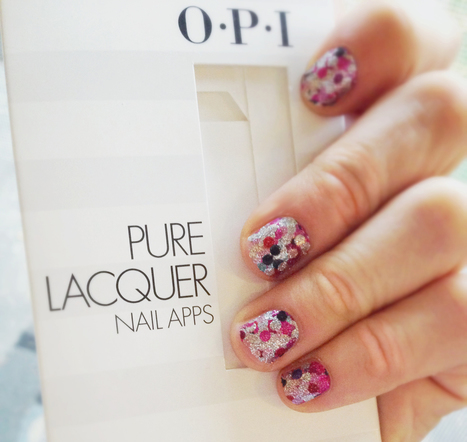 OPI Pure Lacquer Nail Apps: Foolproof Nail Art That Lasts - Babble | The Nail Zone | Scoop.it