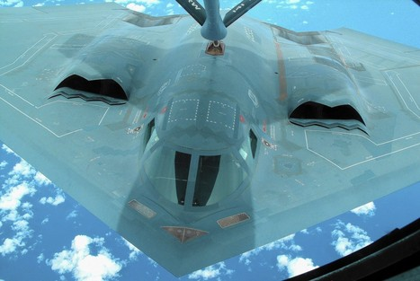 Great Read Resurrecting a stealthy giant - Los Angeles Times | YF-23 | Scoop.it