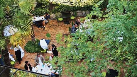 Tables de printemps à Montpellier | Epicure : Vins, gastronomie et belles choses | Scoop.it
