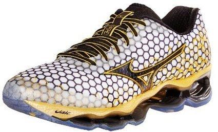 Cheap Mizuno Men's Wave Prophecy 3 Running Shoe,White,10 D US | cheaphomeappliances | Scoop.it