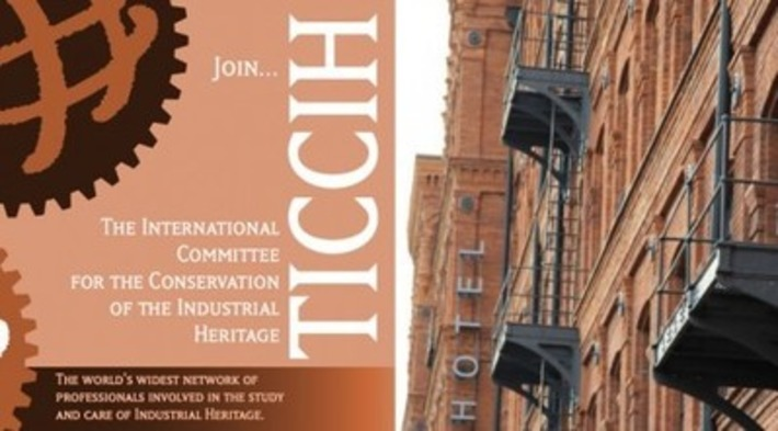Join TICCIH - The International Committee for the Conservation of the Industrial Heritage | Cultural History | Scoop.it