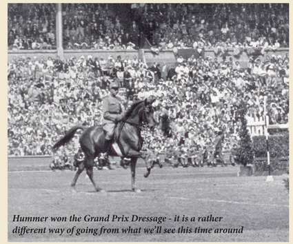 London Olympic Games 1948 « The Horse Magazine – Australia's Leading Equestrian Magazine | Barn Chatter | Scoop.it