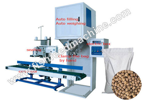 Electronic Packing Machine for Fish Feed Pellets | high quality fish feed pellet machine | Scoop.it
