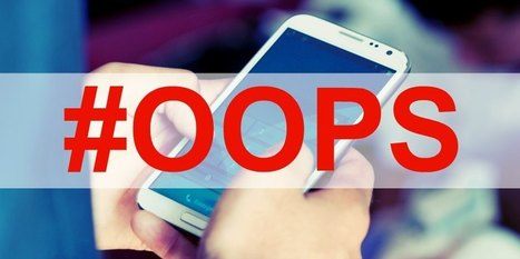 TMI, Mom! 10 Epic Tech Fails Courtesy Of Your Parents | Morning Radio Show Prep | Scoop.it
