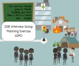 SSB interview Group Planning Exercise Explained | cdsexam.com | UPSC CDS Exam | Scoop.it