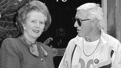 Thatcher fought to knight Savile | The Global Village | Scoop.it