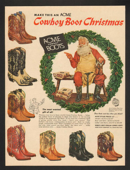 A Look Into: Retro and Vintage Christmas Ads Of Yesteryears (1940s – 1980s) | Western Lifestyle | Scoop.it