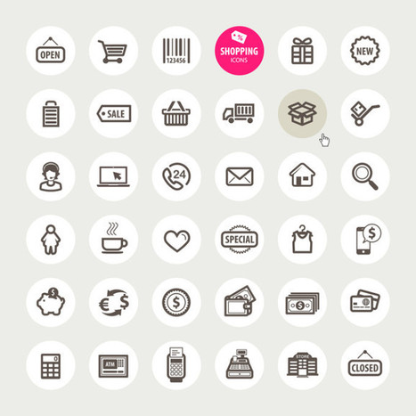8 conseils pour bien choisir les icônes de son site ecommerce   Créez votre site internet   Scoop.it