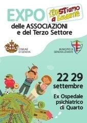 UniAuser e Banca del Tempo Auser presenti all'Expo delle Associazioni di Genova Levante | Expo2015 Milan and .. Italy | Scoop.it