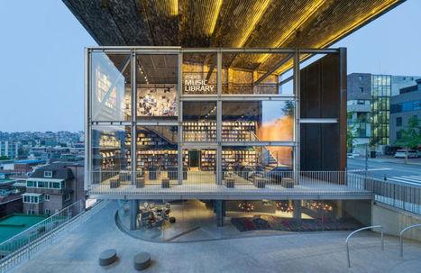 Une bibliothèque de 10.000 vinyles ouvre à Séoul | BiblioLivre | Scoop.it