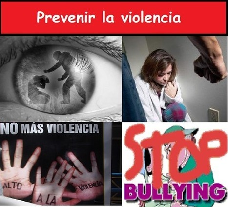Crea y aprende con Laura: Prevenir la Violencia. Materiales educativos | Educacion, ecologia y TIC | Scoop.it