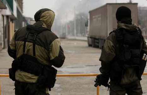 7 militants, up to7 police killed in shootout in Chechen capital | Can't Stop | Scoop.it