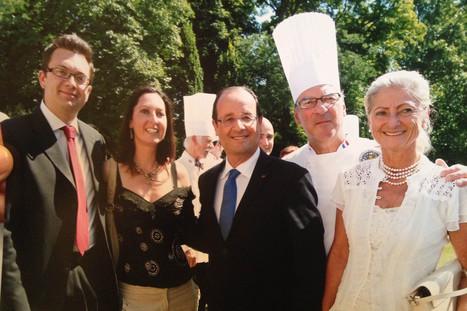 Cuisine. Bernard Vaussion, mémoire culinaire de l'Elysée | Gastronomie | Scoop.it