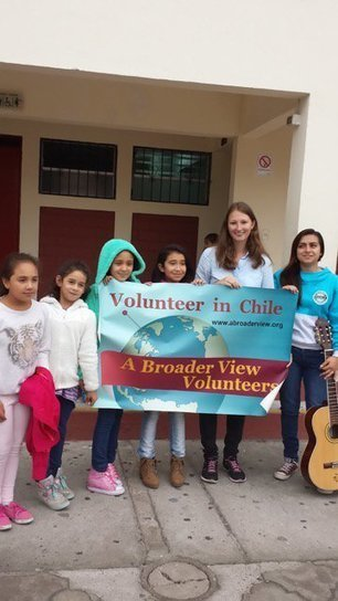 "Feedback Agathe Kuhn Volunteer in La Serena, Chile Orphanage and teaching | ""#Volunteer Abroad Information: Volunteering, Airlines, Countries, Pictures, Cultures"" 