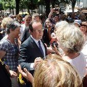 Hollande promet l'aide de l'Etat aux sinistrés des inondations dans les Pyrénées | Revue de Presse du Caf des Vallées | Scoop.it