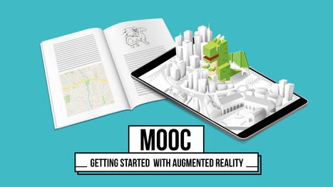 Un nouveau MOOC pour apprendre à créer une application de réalité augmentée - Institut Mines-Télécom | Réalité augmentée, technologies, usages pédagogiques | Scoop.it