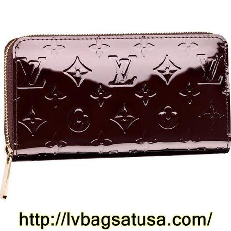 Louis Vuitton Zippy Wallet Monogram Vernis M93522 | Online Louis Vuitton Outlet_lvbagsatusa.com | Scoop.it