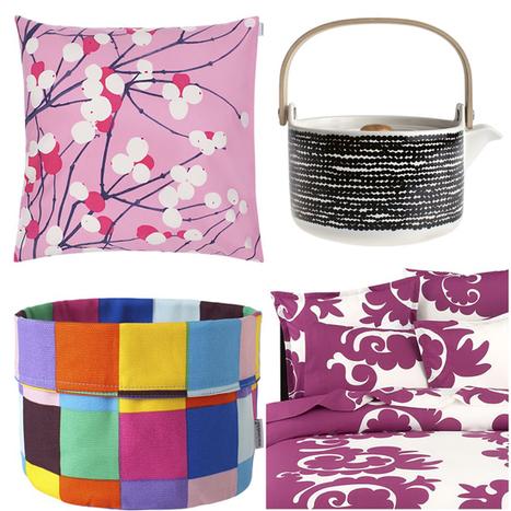 Design Happens » Archive » Daily Delight: Marimekko Shops | Finland | Scoop.it