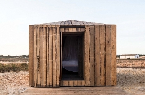 Cabanas No Rio – A Hut In Paradise | Inspired By Design | Scoop.it
