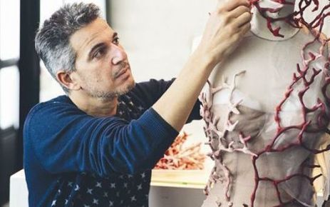 Dans l'atelier de Tzuri Gueta : la silicone allée | Inside Fashion & Luxury | Scoop.it