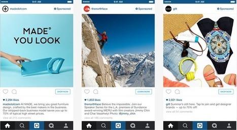 Instagram généralise ses publicités étendues à une durée de 30 secondes - Arobasenet.com | Community Manager...What Else ? | Scoop.it