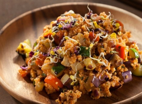 8 Incredible Ways to Cook With Millet - One Green Planet | indian spices and herbs | Scoop.it