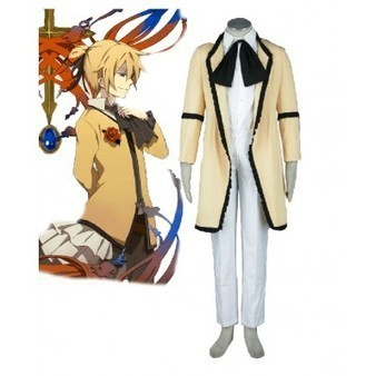 Vocaloid Kagamine Len Servant of evil Cosplay Costume | Cosplay Costumes | Scoop.it