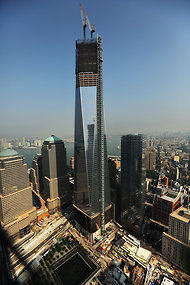 Bravo! Gsmprjct de MTL finaliste pour l'aménagement du préstigieux observatoire du nouveau World Trade Center.   Québec-New York   Scoop.it