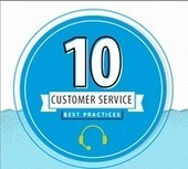 10 bonnes pratiques pour offrir à vos clients une expérience de rêve! | L'experience utilisateur et l'ergonomie | Scoop.it