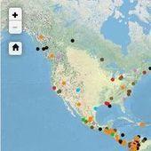 La carte des conflits environnementaux dans le monde | Bibliophilie et amour des livres | Scoop.it