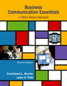 "Are You Going to Adopt a Modern Business Communication ""Essentials"" Textbook? 