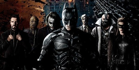 Influences: The Dark Knight Trilogy (2005 –2012) | (Y) Creatives | The Batman and Its Influence | Scoop.it