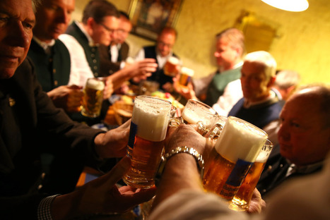 Prost! Germany seeks UN protection for historic beer purity law - NBCNews.com (blog)   beer marketing   Scoop.it