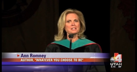 Ann Romney's new book to fund neurological research | #ALS AWARENESS #LouGehrigsDisease #PARKINSONS | Scoop.it