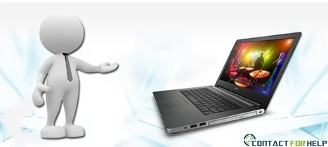Dell Tech Support Number to Remove Problems in Its Inspiron Laptops | Costomer Support and Services | Scoop.it