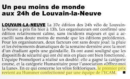 Le journal Métro - 18/10/13 - page 3 | ECAM | Scoop.it