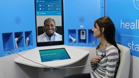 Rite Aid debuts HealthSpot telemedicine kiosks in select Ohio stores - Columbus - Columbus Business First | The Future of Wellness & Healthcare | Scoop.it