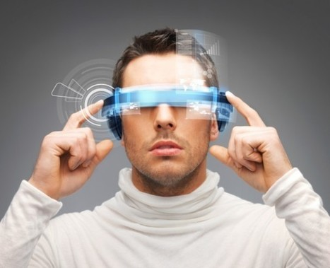 Is Apple Making a Virtual Reality Headset? | 3D Virtual-Real Worlds: Ed Tech | Scoop.it